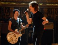 Keith Richards & Mick Jagger in Martin Scorsese film Shine a Light